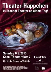 Theaterhäppchen 2015